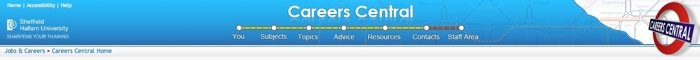 Careers Central Banner